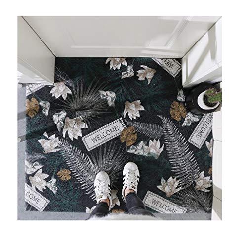 Qianqingkun Prachtige afwerking deurmatten in de deurmat - voetmat tapijt foyer mat