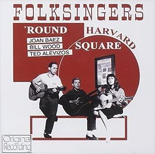 joan baez folksingers round harvard square