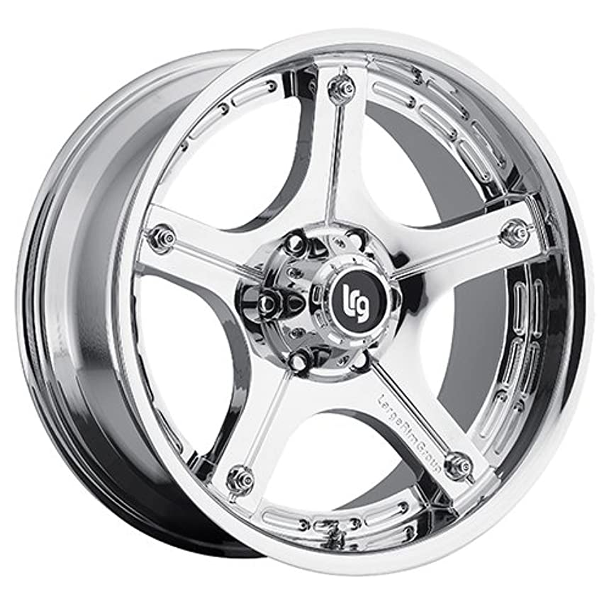 LRG Rims LRG106 Trigger Wheel with Chrome Finish (20x9