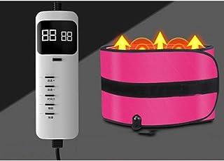 HWXDH Eléctrica Que Adelgaza la Correa, 360 ° calefacción del infrarrojo lejano Que Adelgaza Pierde Peso Masaje El Quemador de Grasa función de vibración para la Cadera Espalda y el Abdomen