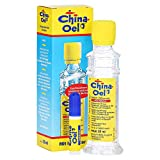 China-Oel mit Inhalator, 25 ml ätherisches Öl