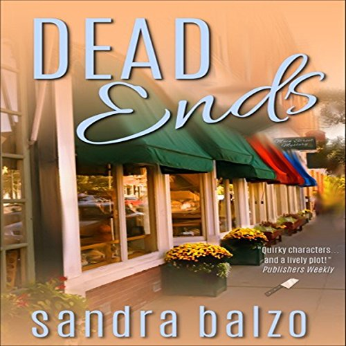 Dead Ends Audiobook By Sandra Balzo cover art