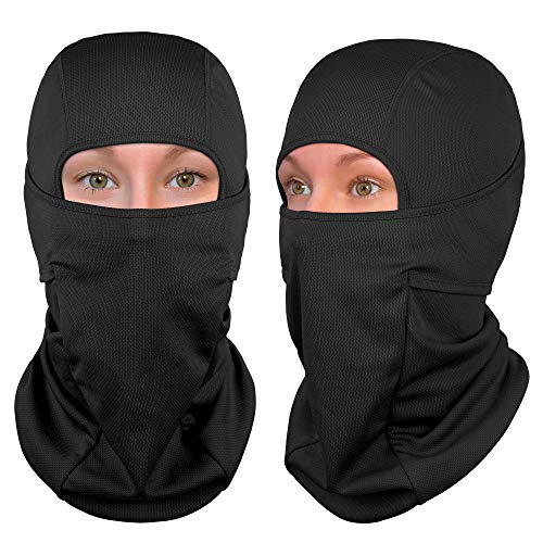 The Friendly Swede Balaclava Face Mask Ultimate Protection Neck Gaiter Bandana (Standard/Nordic/Arctic)