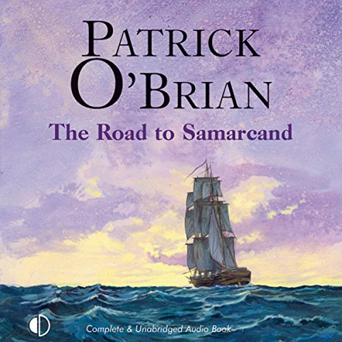 The Road to Samarcand audiobook cover art