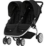 Britax Römer B-AGILE DOUBLE buggy, birth to 4...