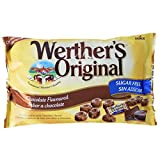 STORCK Caramelos Werther's Original Sin Azúcar Sabor Chocolate 1kg - Jujuca