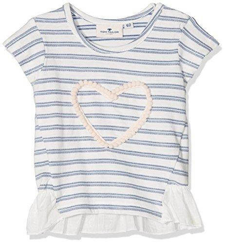 TOM TAILOR Kids TOM TAILOR Kids Unisex Baby 1/2 T-Shirt, Blau (Peacoat Blue 3470), 80