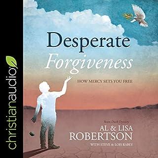 Desperate Forgiveness audiobook cover art