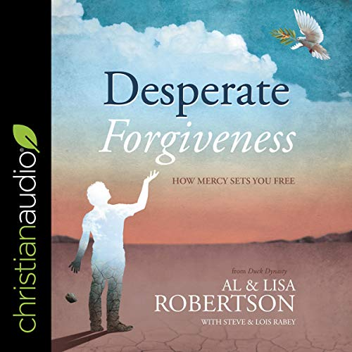 Desperate Forgiveness cover art