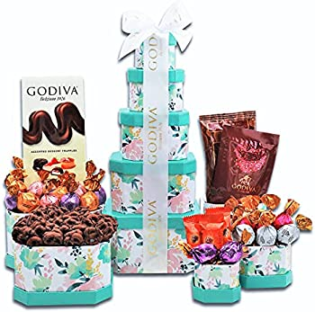 Alder Creek Gifts Godiva Chocolate Tower