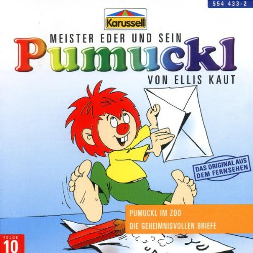 10:Pumuckl im Zoo/die Geheimnisvollen Briefe [Musikkassette]