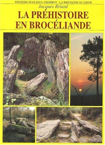 La préhistoire en Brocéliande