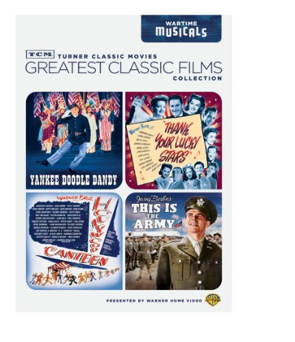 cheap TCM Best Classic Film Collection: Wartime Musicals-Yankee Doodle Dandy / This is the Military …