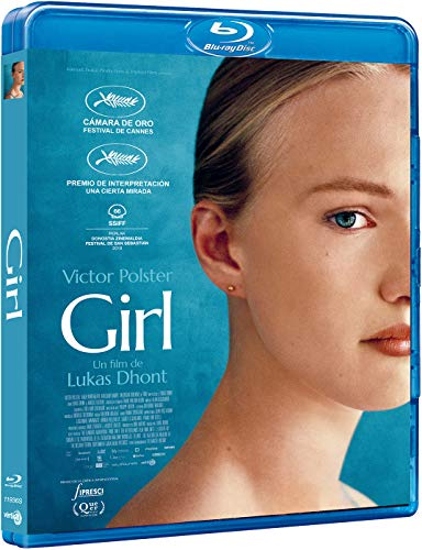 Girl (+ BD) [Blu-ray]