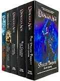 Dragon Age 5 Books Series Collection Set by David Gaider (Stolen Throne, Calling, Asunder, Masked Empire & Last Fight)