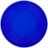 Dycem - 50-1596B Non-Slip Mat, Blue Textured Pad 7-1/2' Diameter x 1/8', red
