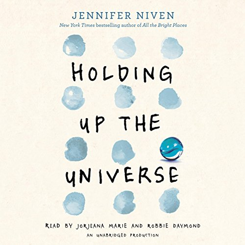 Holding Up the Universe audiobook cover art