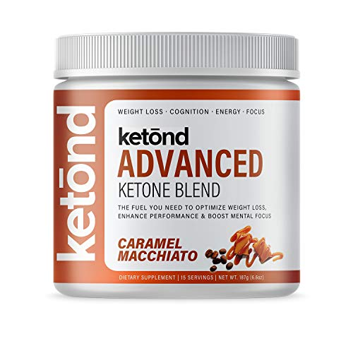 Ketond Advanced Ketone Supplement