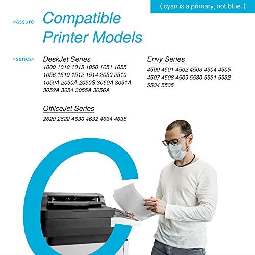 CKMY Remanufactured para HP 301XL 301 XL Cartucce Stampante 1 Noir para HP Officejet 2622 2620 4630 Deskjet 3050 3055 2540 2542 2050 2510 1000 1050 1050A 1510 1512 1514 Envy 5530 4500
