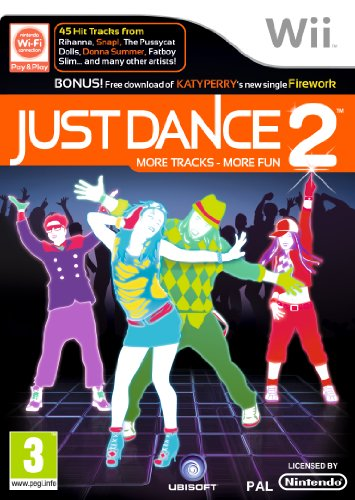 Just Dance 2 Game Wii [UK-Import]