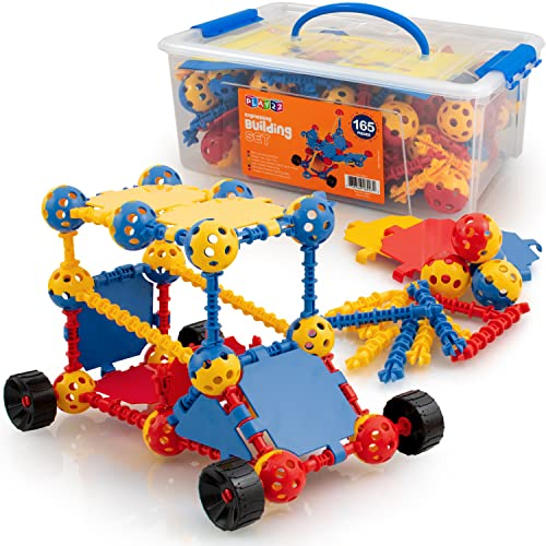 Play22 Building Toys For Kids 165 Set -...