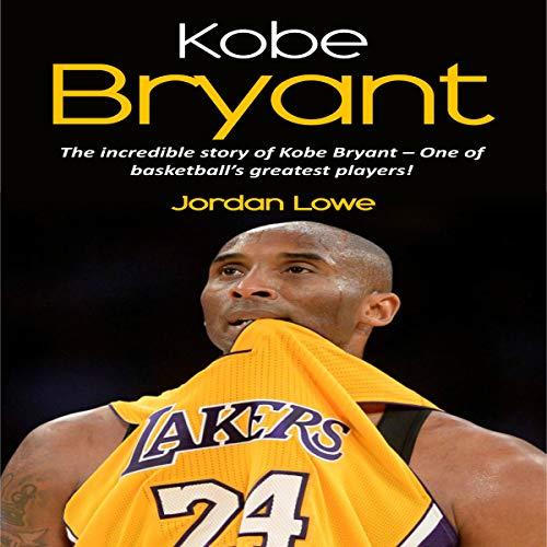 Kobe Bryant audiobook cover art