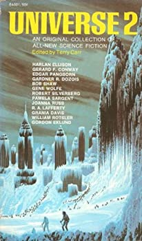 Mass Market Paperback Universe 2; an Original Collection of All-New Science Fiction Book