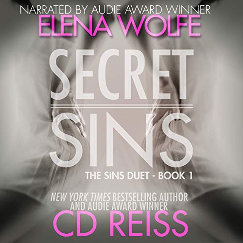 Secret Sins audiobook cover art