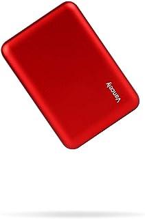 Vancely Powerbank 10000mAh Caricabatterie Portatile,Ultra-Compact Mini Batteria Esterna Carica Veloce Batteria Portatile c...