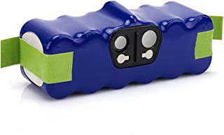 morpilot Batería Xlife de Reemplazo para iRobot Roomba, 14.4V 4050mAh Vida Extendida de 1000 Ciclos Compatible con iRobot Roomba Series 500 600 700 800