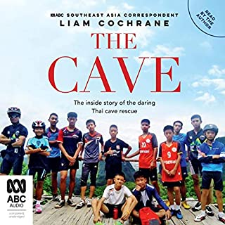 The Cave audiobook cover art