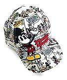 Gorra Mickey Mouse Adulto - Gorra Disney Mickey Mouse Premium