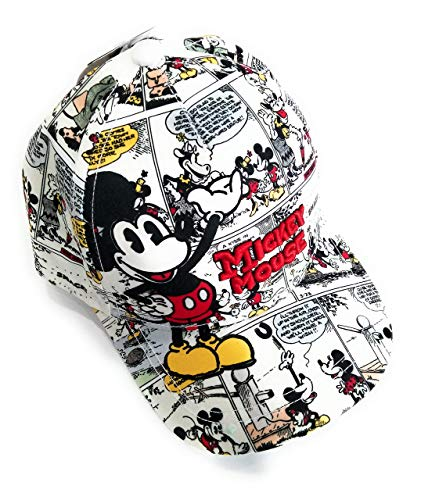 Gorra Mickey Mouse Adulto - Gorra Disney Mickey Mouse Premium