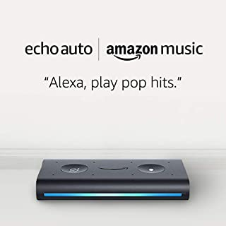 Echo Auto and 6 months of Amazon Music Unlimited FREE w/ auto-renew