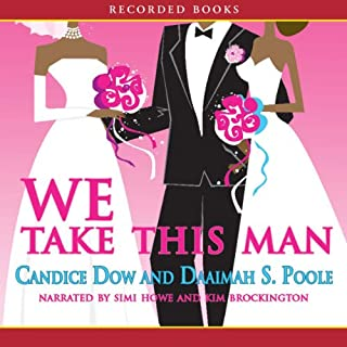 We Take This Man audiobook cover art