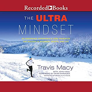 The Ultra Mindset audiobook cover art
