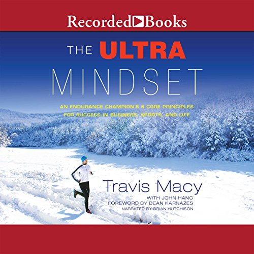 The Ultra Mindset cover art