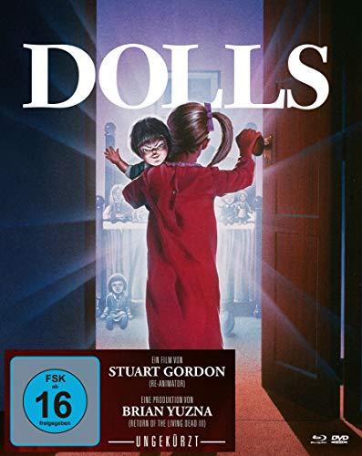 Dolls - Mediabook (+ DVD) [Blu-ray]