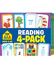 Reading (Flash Card 4-pk)