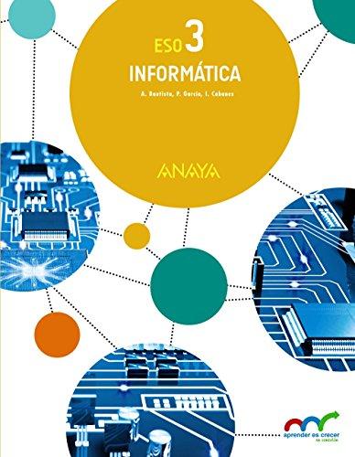 Informática 3. (Aprender es crecer en conexión) - 9788467888041