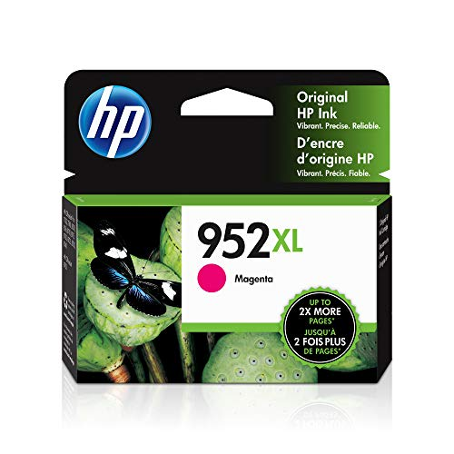 HP 952XL   Ink Cartridge   Magenta   L0S64AN