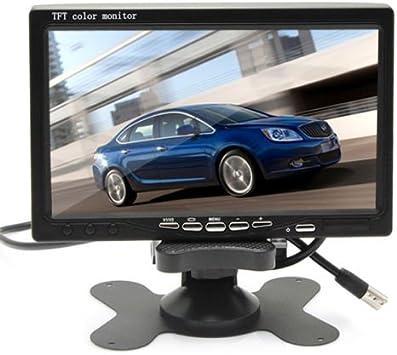 Cocar 7 Zoll Auto Pkw Lkw Monitor Tft Lcd Bildschirm Elektronik
