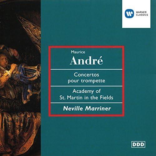 Maurice André/Academy of St Martin-in-the-Fields/Sir Neville Marriner/Ensemble Orchestral de Paris/Jean-Pierre Wallez