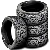 26 Inch All Season Tires - Set of 4 (FOUR) Fullway HS288 All-Season Performance Radial Tires-315/40R26 120V