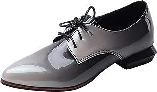 Melady Women Fashion Brogue Shoes