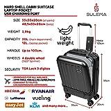 Zoom IMG-1 valigia bagaglio a mano tasca