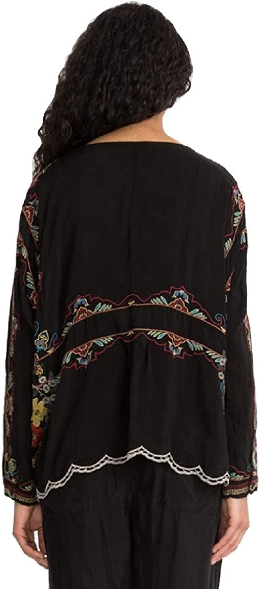 Johnny Was Cabo Button Down Blouse - C10520-1