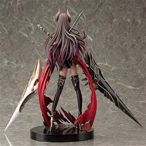 NoNo Anime Statue Slam Bahamut dunkle Drachen Ritter forte Drachen Kavallerie Anime Geschenk Skulptur Sammlerstück