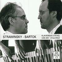 Stravinsky/Bartok: 2 Pianos &