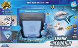Uncle Milton Wild Walls Shark Encounter Room Decor